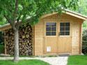 木造 可愛い平屋建て
